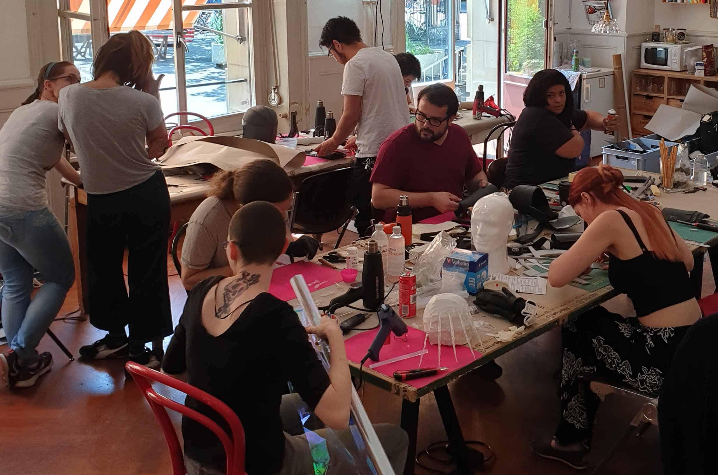 2 Tages Workshop mit Naruvien