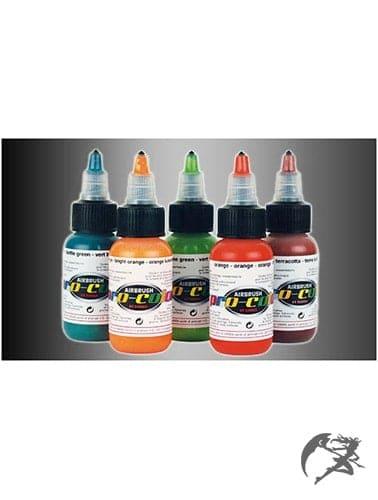 Airbrush Starter Set Farben