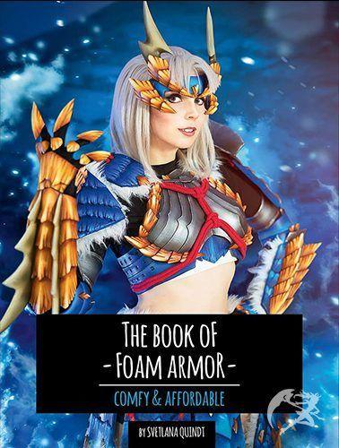 Book of foam armor emglish kaufen Schweiz Deutschland