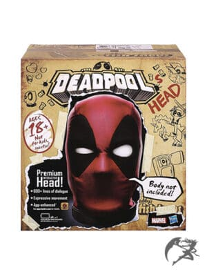 Deadpool Talking Head