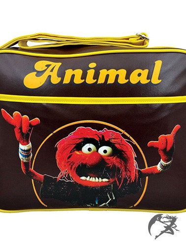 Die Muppets Umhängetasche Animal