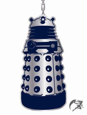Doctor Who Schlüsselanhänger Dalek