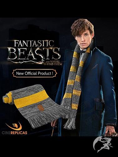 Fantastic Beasts Newt Scamander Schal