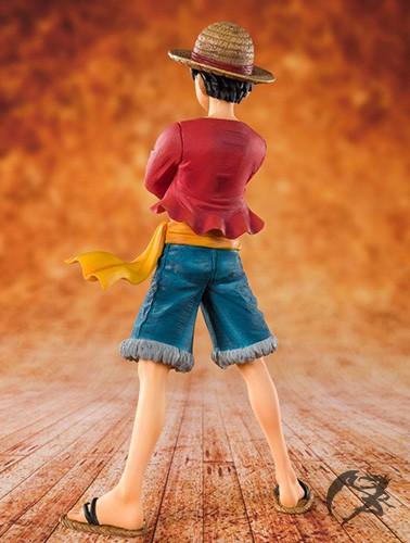 Figurarts Zero Monkey D Luffy