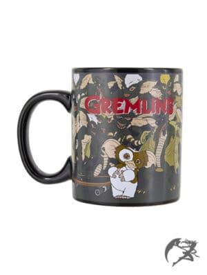 Gremlins Tasse Thermoeffekt