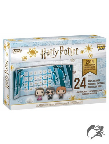 Harry Potter Funko Pop Adventskalender 2019