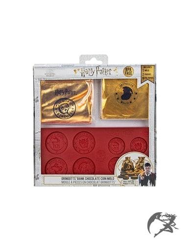 Harry Potter Pralinen-Form Gringotts Bank Coin