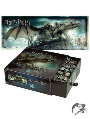 Harry Potter Puzzle Gringots Bank escape