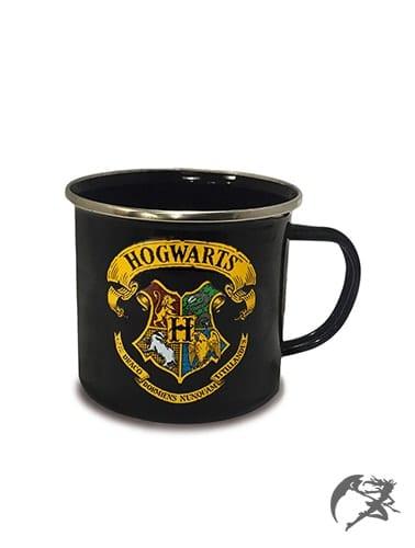 Harry Potter Tasse Emaille Hogwarts