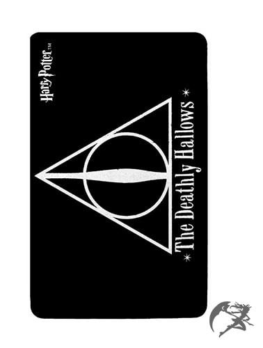 Harry Potter Teppich Deahlty Hallows