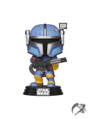 Heavy Mandalorian Funko POP