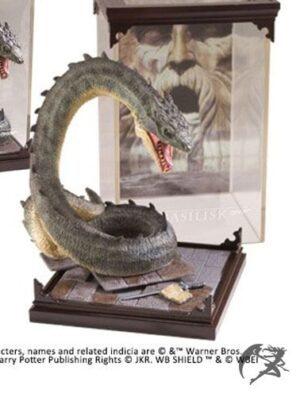 Magical Creatures Basilisk von Harry Potter