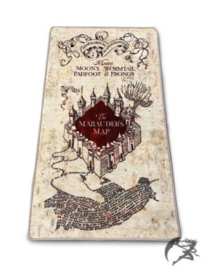 Marauders Map Teppich