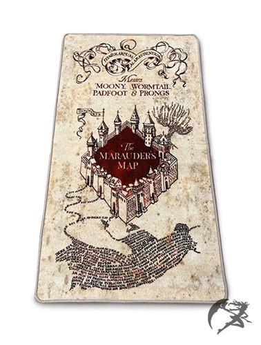 Marauders Map Teppich