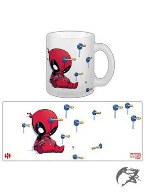 Marvel Comics Tasse Deadpool Baby