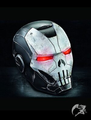 Marvel Legends Elektronischer Helm Punisher War Machine