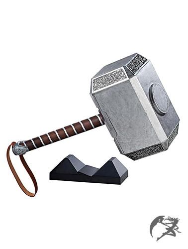 Marvel Legends Elektronischer Thor Hammer Mjolnir