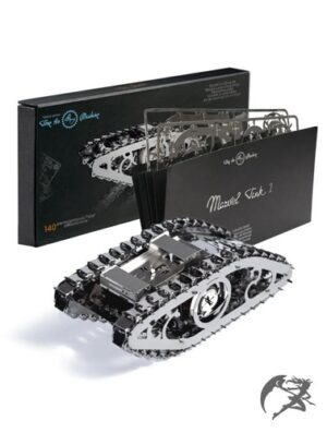 Marvel Tank 3D-Metall-Modellbausatz time4machine
