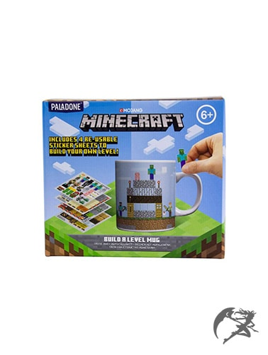 Minecraft Tasse Build a Level