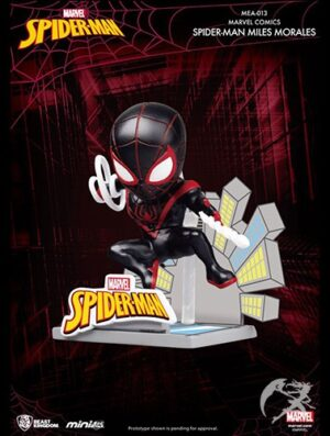 Mini Egg Attack Spider Man Miles Morales