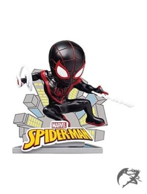 Mini Egg Attack Spider Man Miles Morales