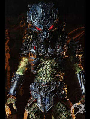 NECA Ultimate Armored Lost Predator Actionfigur