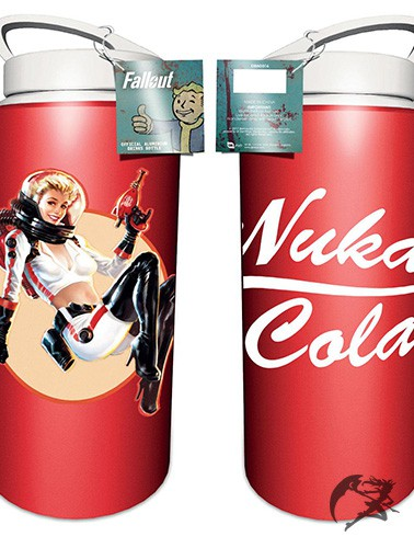 Nuka Cola Trinkflasche