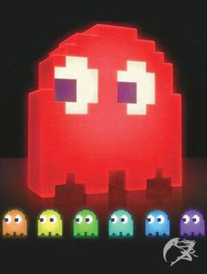 Pac Man Ghost LED Lampe