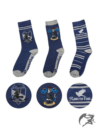 Harry Potter Ravenclaw 3er-Set