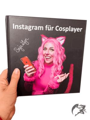 Instagram Buch für Cosplayer von SajaLyn