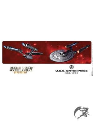 Star Trek Pikes Enterprise