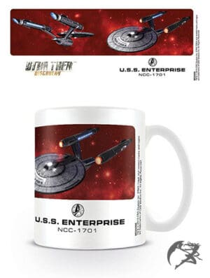 Star Trek Pikes Enterprise