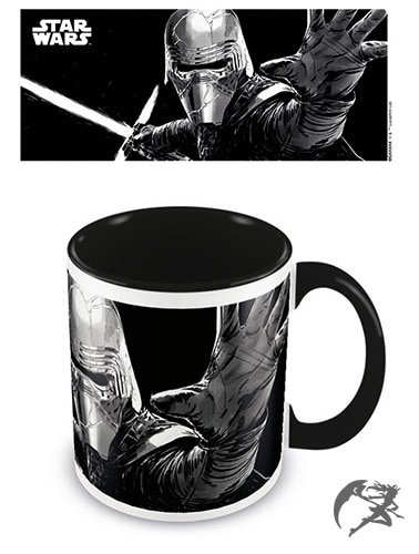 Star Wars Episode 9 Kylo Ren Tasse