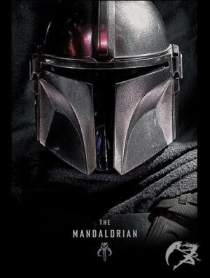 Star Wars The Mandaloiran Dark