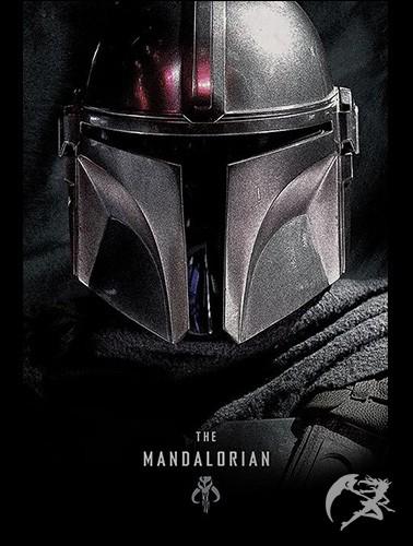 Star Wars The Mandaloiran Dark