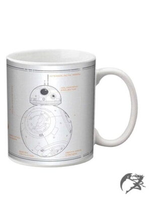 Star Wars XL Tasse BB-8