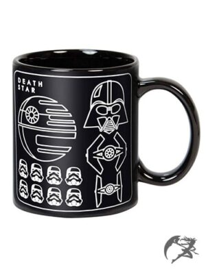 Star Wars XL Tasse Death Star