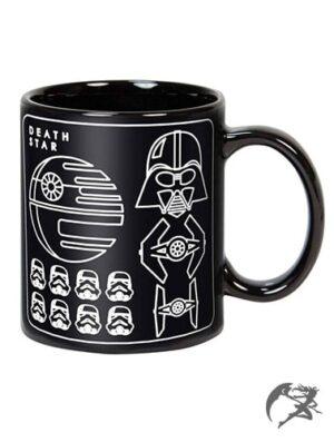 Star Wars XL Tasse Death Star