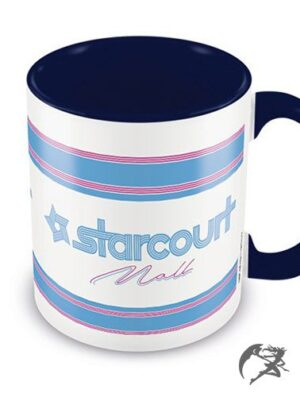 Stranger Things Tasse Starcourt Mall