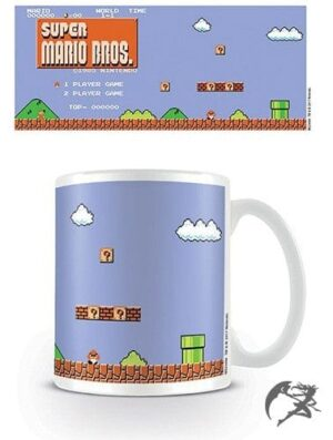 Super Mario Bros Tasse