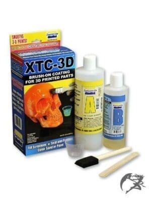 XTC-3D Epoxid Harz für 3D Modelle