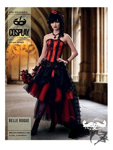 Cosplay Schnittmuster brand collection belle rogue