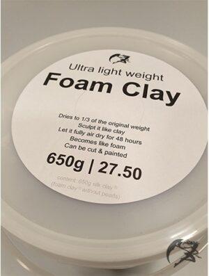 Foam Clay 650g