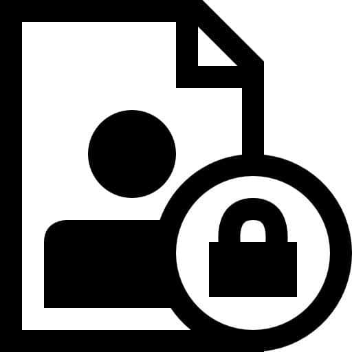 Icon Datenschutz bei der Mamike Handelsgesellschaft in Bern