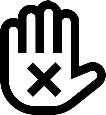 Icon Disclaimer bei der Mamike Handelsgesellschaft in Bern