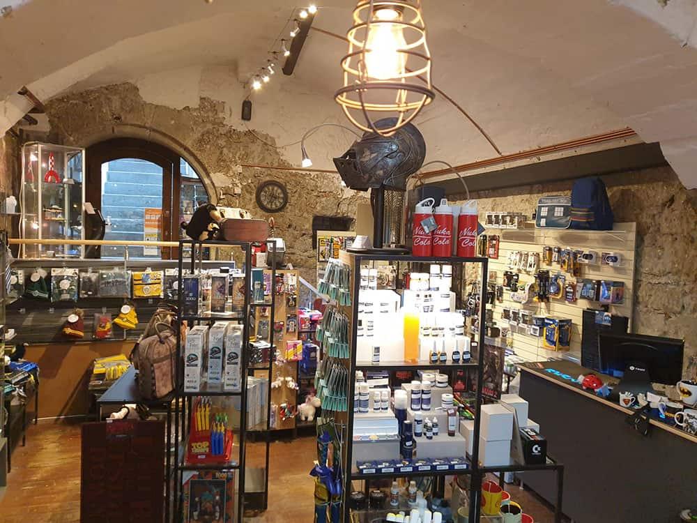 Mamike der Merchandise und Cosplay Laden in Bern