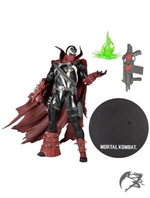 Actionfigur Commando Spawn Dark Ages Skin