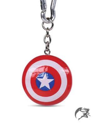 Captain America 3D Schlüsselanhänger
