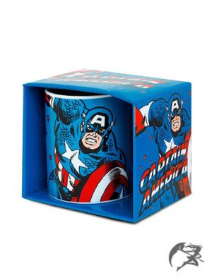 Captain America Tasse Classic
