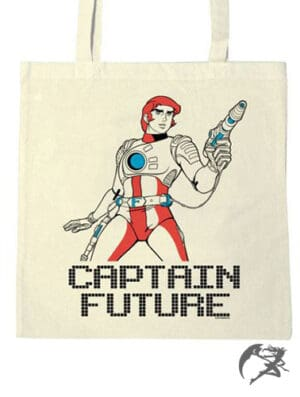 Captain Future Tragtasche